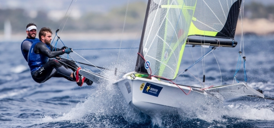 Nieuwpoort International Youth Regatta