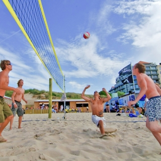 Beachlife volley